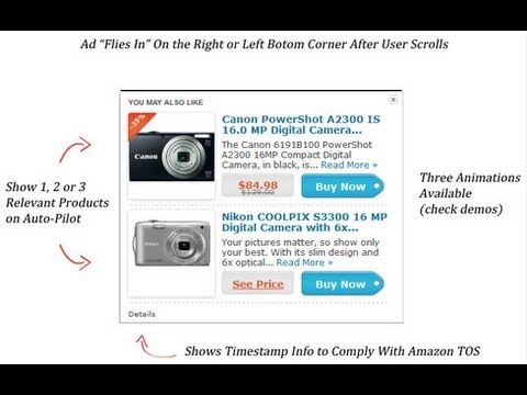 0 Azon FlyBox WP Plugin (Get Awesome Bonus)