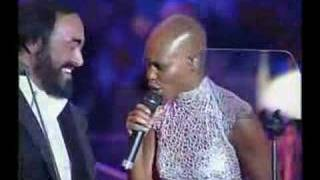 Luciano Pavarotti Video - You'll Follow Me Down
