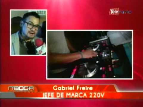 Elección del ganador Concurso DJ Fest 220V Quito