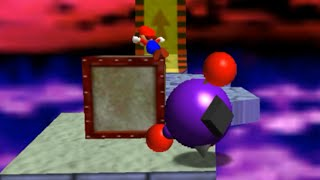 SM64 - Bowser in the Sky (with Red Coins) - 0x A Presses [OUTDATED]