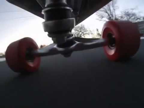 Gullwing Sidewinder Trucks