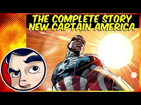 "Captain America Sam Wilson ""Hydra Ascendant"" - Complete Story"