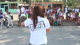 Comunidades de Carabobo conocen el valor de los principios cristianos