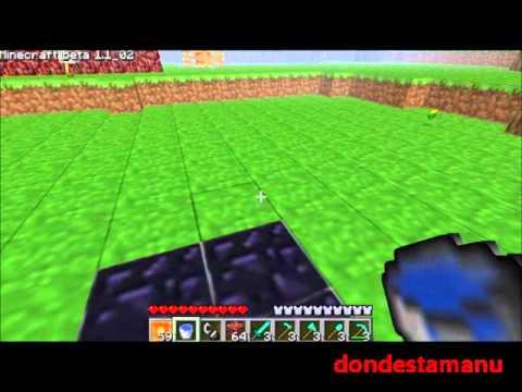 Minecraft - Como hacer un portal al infierno
