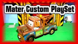 NEW VIDEO Update Mater Custom Play Set from My Little Pony Cotton Candy Cafe