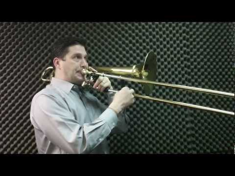 Denson Paul Pollard Trombone Warm Up Video