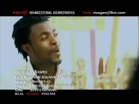 Maspee  Ft Okyeame Keame - Awoso