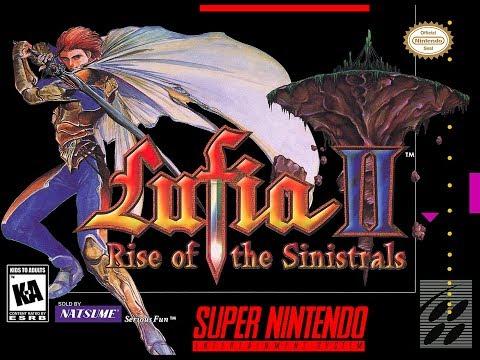 Lufia SNES Series Review - SNESdrunk