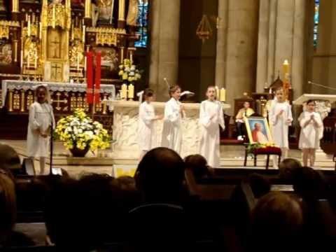 Przedstawienie o Papieżu Janie Pawle II