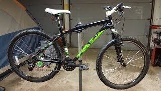 Fixing/Overhauling The $15 Specialized Hardrock Mountain Bike