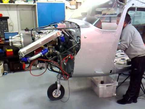 OH-XCD Cessna 172 Diesel 1.9 TDI 180 hp Silver Hawk