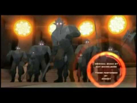 Iron Man Armored Adventures Theme Song