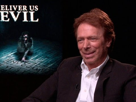 Jerry Bruckheimer Talks 'Deliver Us from Evil,' 'Beverly Hills Cop 4,' and 'Top Gun 2'