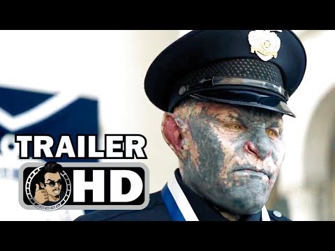 BRIGHT Official Trailer #2 (2017) Will Smith Fantasy Action Netflix Movie HD streaming vf