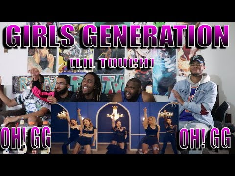 Girls Generation -Oh! Gg! Oh! Gg! (lil Touch) Reaction/review