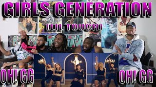 Girls Generation Oh Gg Oh Gg Lil Touch Reaction Review