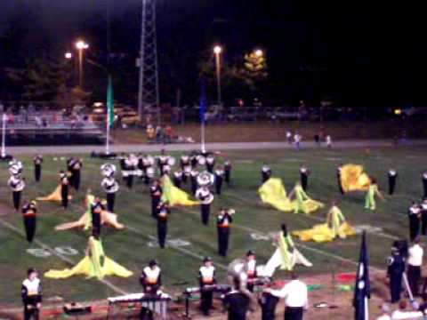 Richlands High School Band (2005-2006 Season)  - Richlands, Virginia