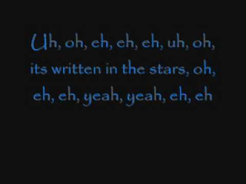 Written In The Stars-Cassie (Demo 4 Rihanna) Lyrics