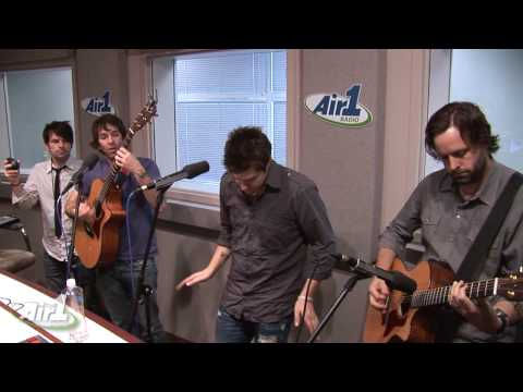 "Air1 - Jars of Clay ""Dead Man (Carry Me)"" LIVE"