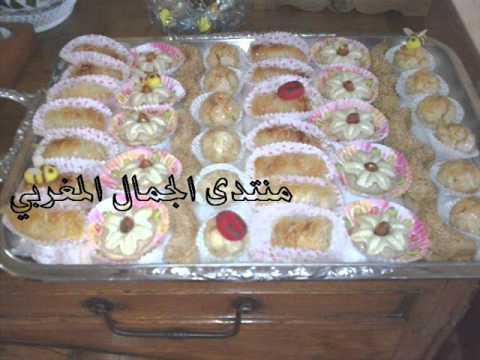 حلويات مغربية ج 2