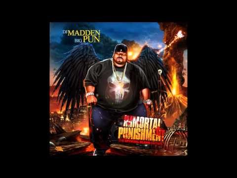 Big Pun - I'm Not A Player (dj Madden) Blend video