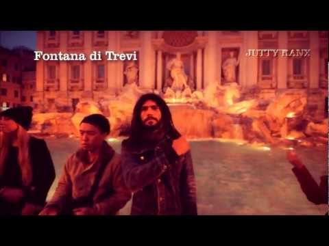 Jutty Ranx Italy Tour Diary Feb 2013