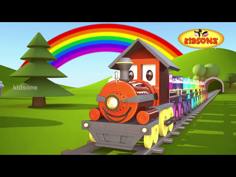 Hickory Dickory Dock | Wheels On The Bus Popular 3D Nursery Rhymes for Children