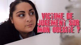 """VLOG 6 """" Challenge Perte de Poids """"l Juger les personnes grosses & """"looks"""" Grande Taille."""