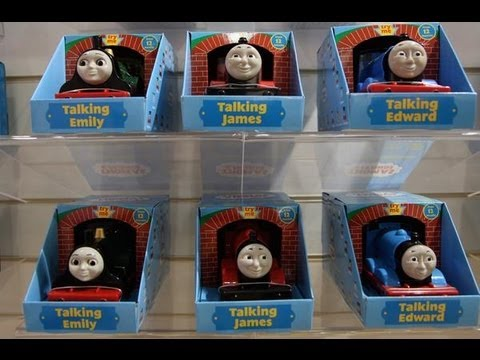 Thomas The Train 'Capitalist Wet Dream'