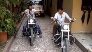 Two Brothers Exploding Streets Of India With Screaming Eagle Exhaust