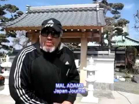 JAPAN JOURNAL SPECIAL: Eifukuji Temple Flea Market & Zazen