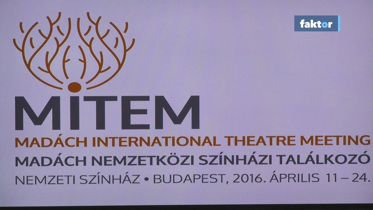 Nagy színészek, nagy rendezők - jön a harmadik nemzetközi színházi találkozó a Nemzetiben