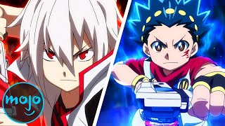 Top 10 Beyblade Burst Battles