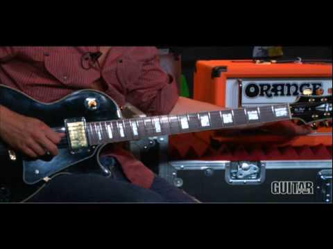 Orange 40th Anniversary OR50 Amplifier