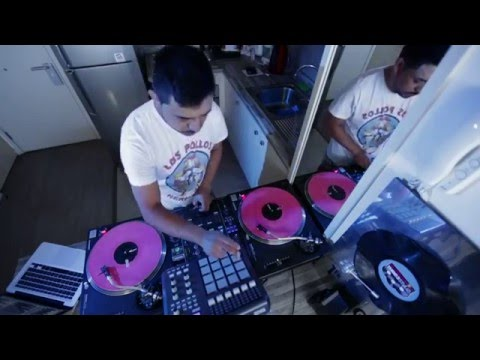 RED BULL - THRE3STYLE ©2014 (PROMO CHILE)