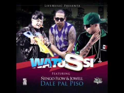 Watussi Ft Daddy Yankee, Cosculluela, Jowell & Ñengo Flow - Dale Pal Piso (official Remix) video