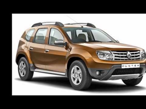 Renault Duster Wins Indian Car of the Year Award; Defeats Ertiga and Elantra