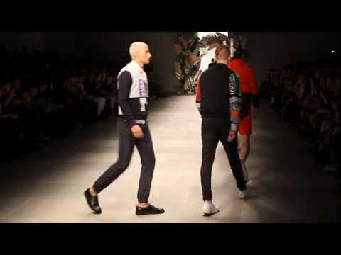 Christopher Shannon SS12 Video by XXXX Magazine