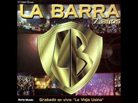 LA BARRA 7 AÑOS EN VIVO CD COMPLETO