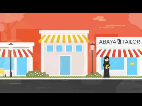 Fujtown .com Explainer Animation (Fujairah Business Directory)