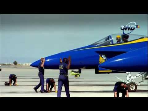 F18 Blue Angels Aerobatic Team