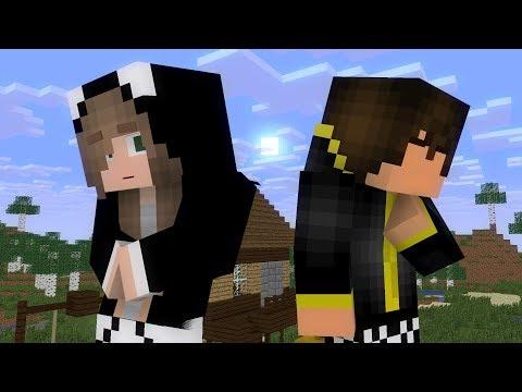 ♫Stay - Minecraft Music Video (Minecraft Animation)