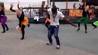 Concours dance Senegalaise vs Chinoises