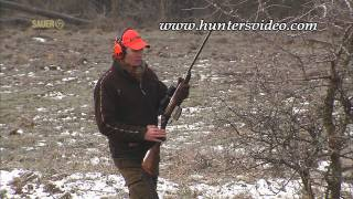 SAUER 202 - Hunters Video