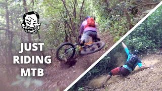 MTB Ride with BKXC & The Singletrack Sampler  - RWS EP15