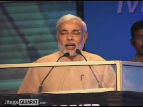 A made-in-Gujarat is going to Delhi : Narendra Modi