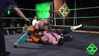 Mason Conrad vs. Joey Marx - Zelo Pro - 8/24/18