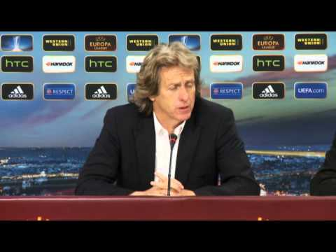 Benfica vs Fenerbahce - Jorge Jesus post-match press conference