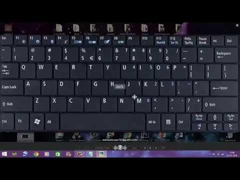 tec3ad6 desc6nf5g4rad6Como Arreglar Teclado desconfigurado todo tipo de windows