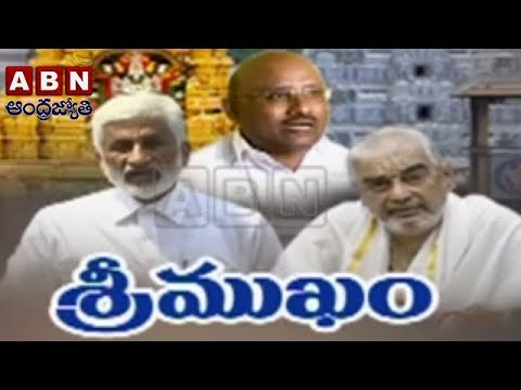 Tirumala ex chief priest Ramana Deekshitulu files caveat in Supreme Court